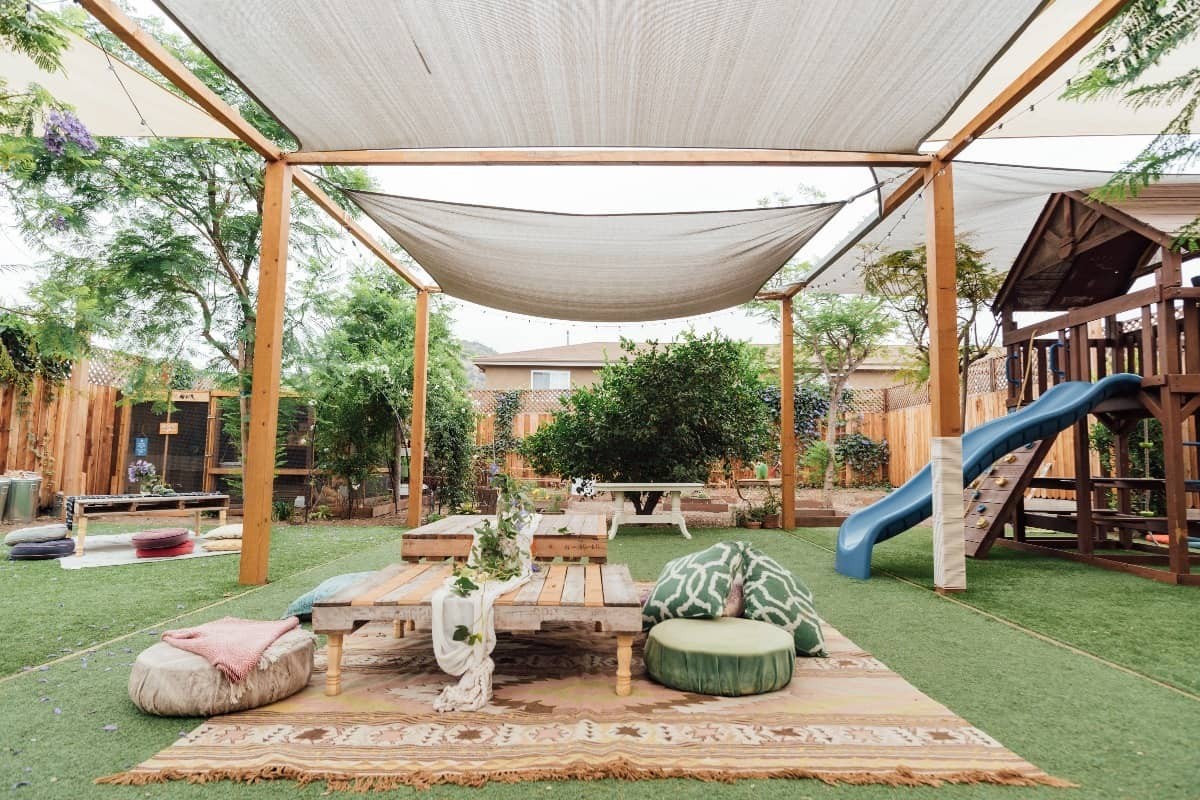outdoor gardens and studio los angeles rental