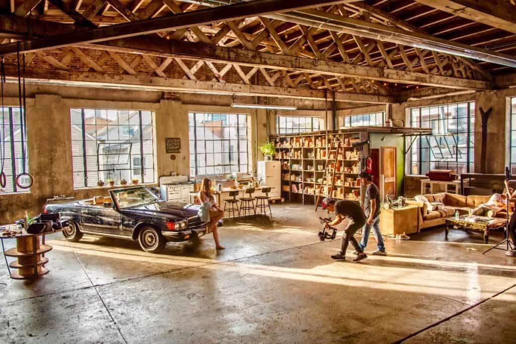 photo and film studio nyc new york city rental