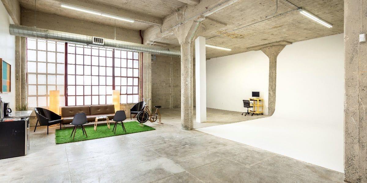 Industrial Downtown Studio los angeles rental