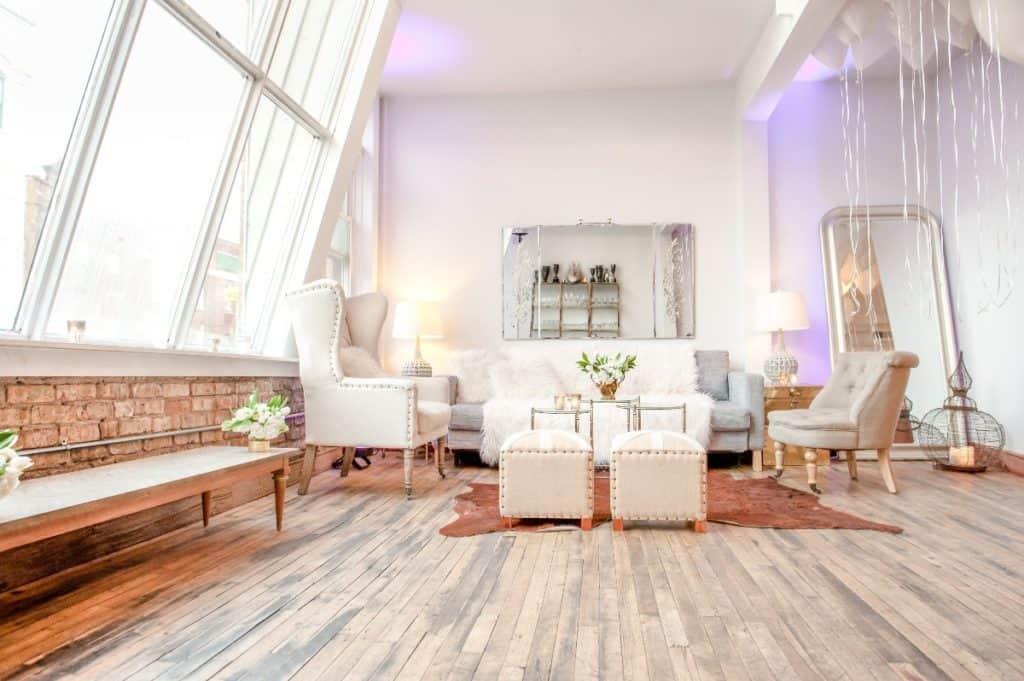 Parisian apartment chicago rental