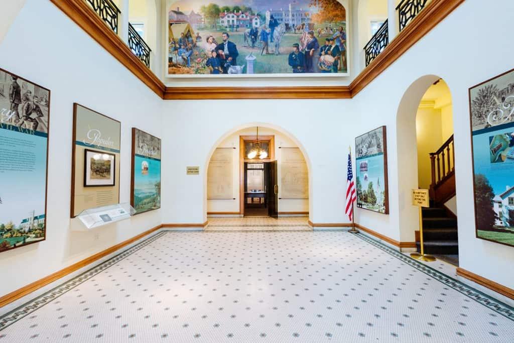 museum gallery space dc washington d.c. rental