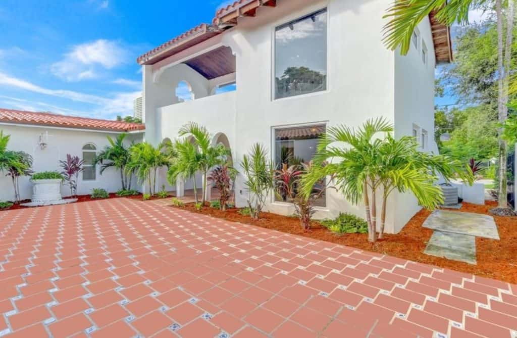 Ample House in the heart of Brickell miami rental