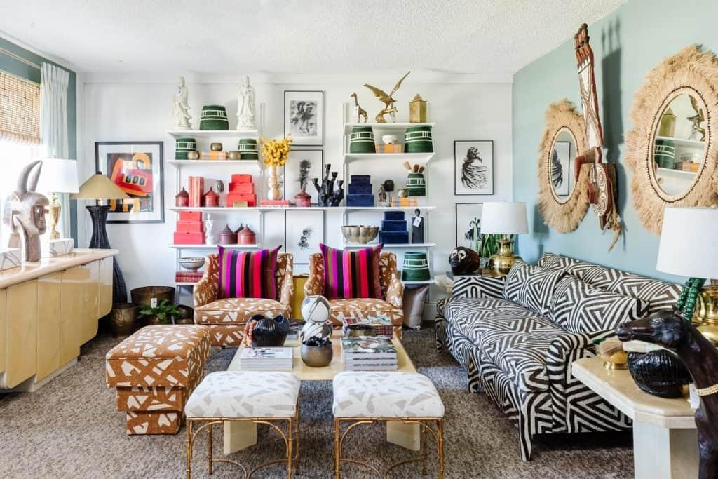 Artfully Curated Studio charlotte rental