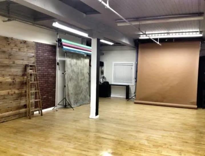 Artistic Sunlit Production Studio vancouver rental