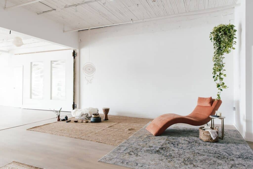 Bright Naturally Lit Zen Style Studio vancouver rental
