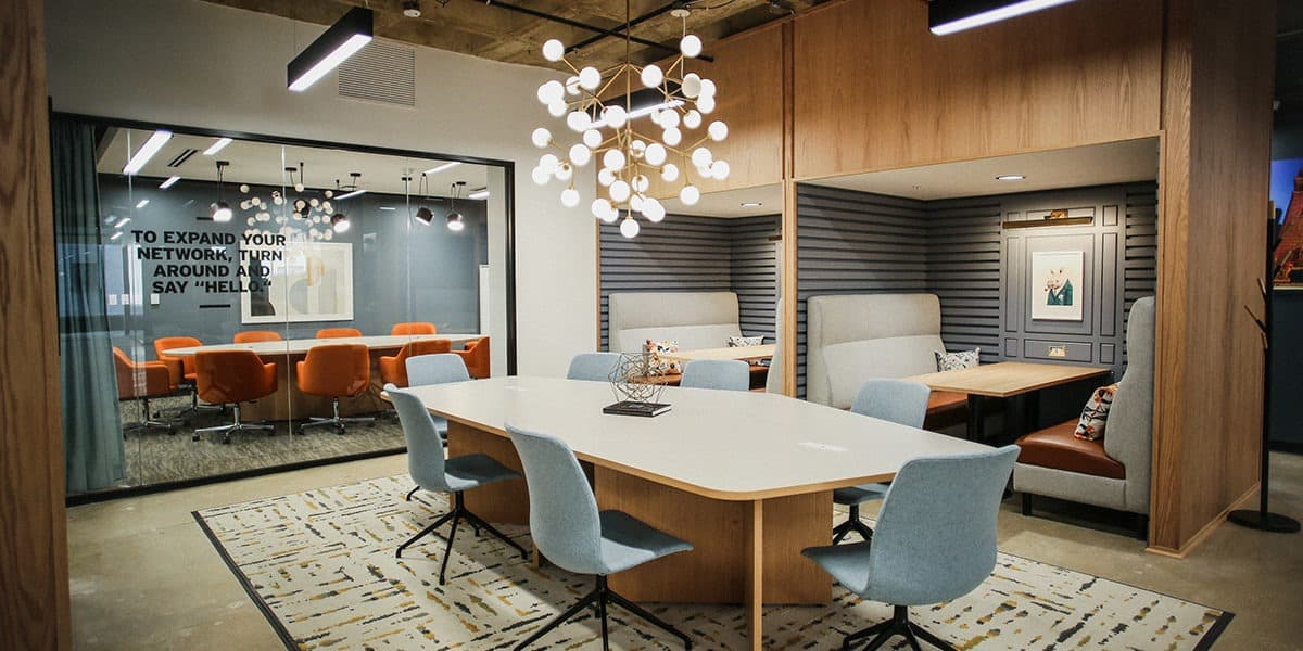 Central West End Creative Meeting Space st. louis rental
