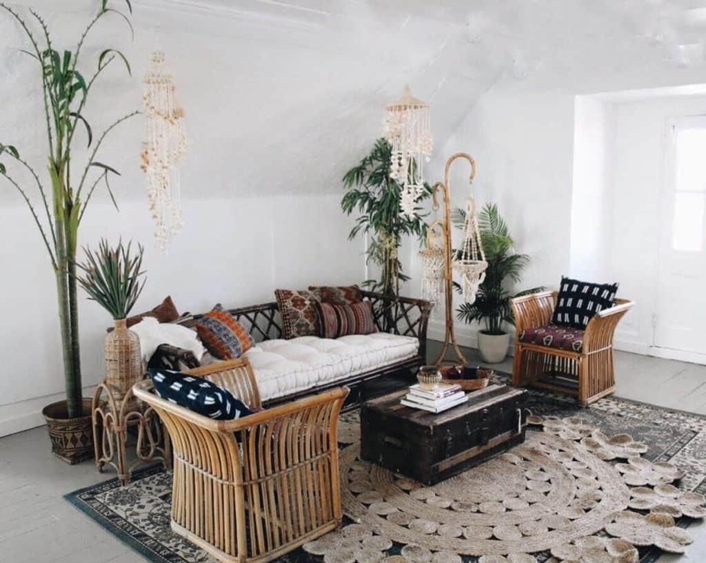 Eclectic Bohemian Space denver rental