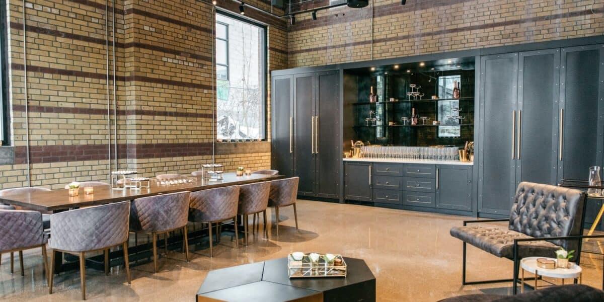 Elegant Industrial Style Event Venue toronto rental
