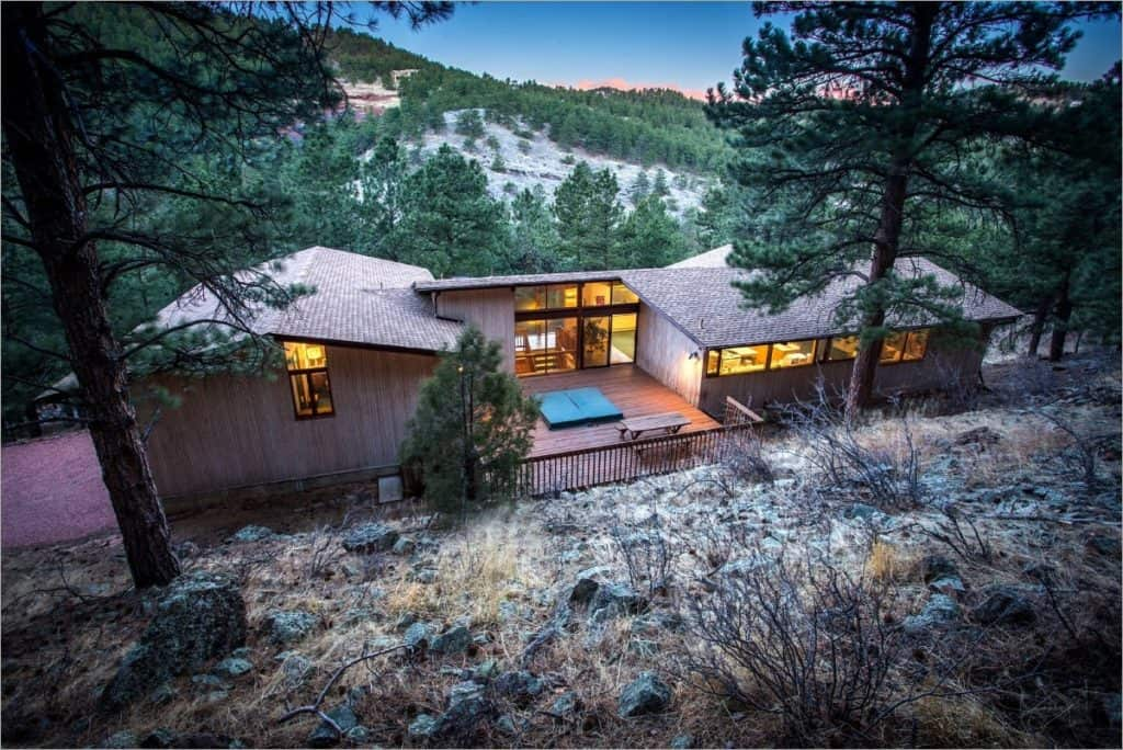 Exceptional and Spacious Private Mtn Retreat denver rental