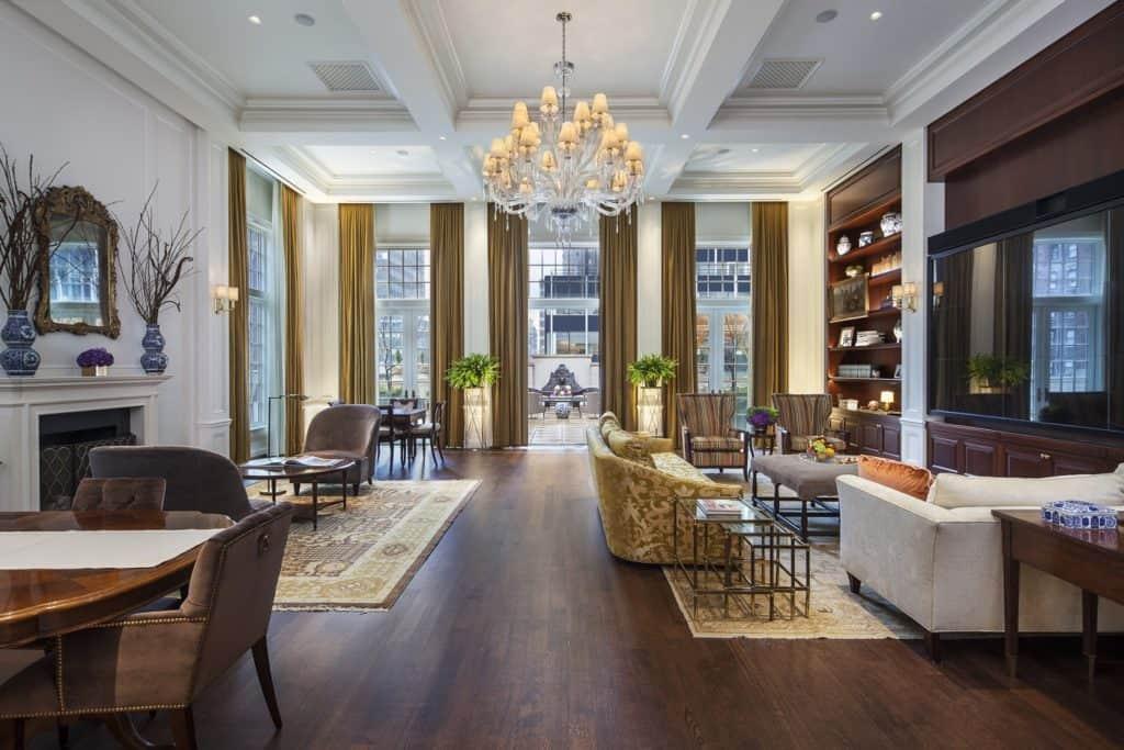 Harold S. Vanderbilt Penthouse nyc new york rental