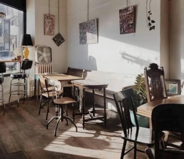 Hip Coffee Shop toronto rental