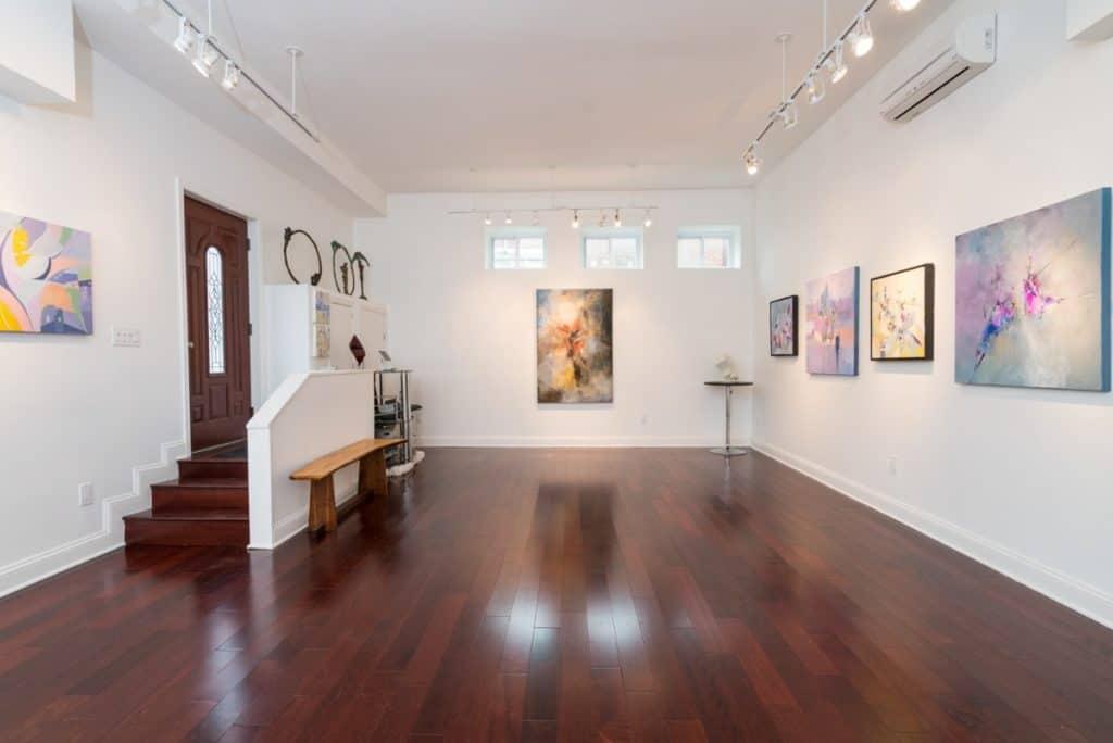 Historical Urban Art Gallery washington dc rental