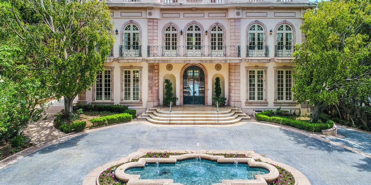 Le Chateau Rose - Versailles Summer Palace los angeles rental