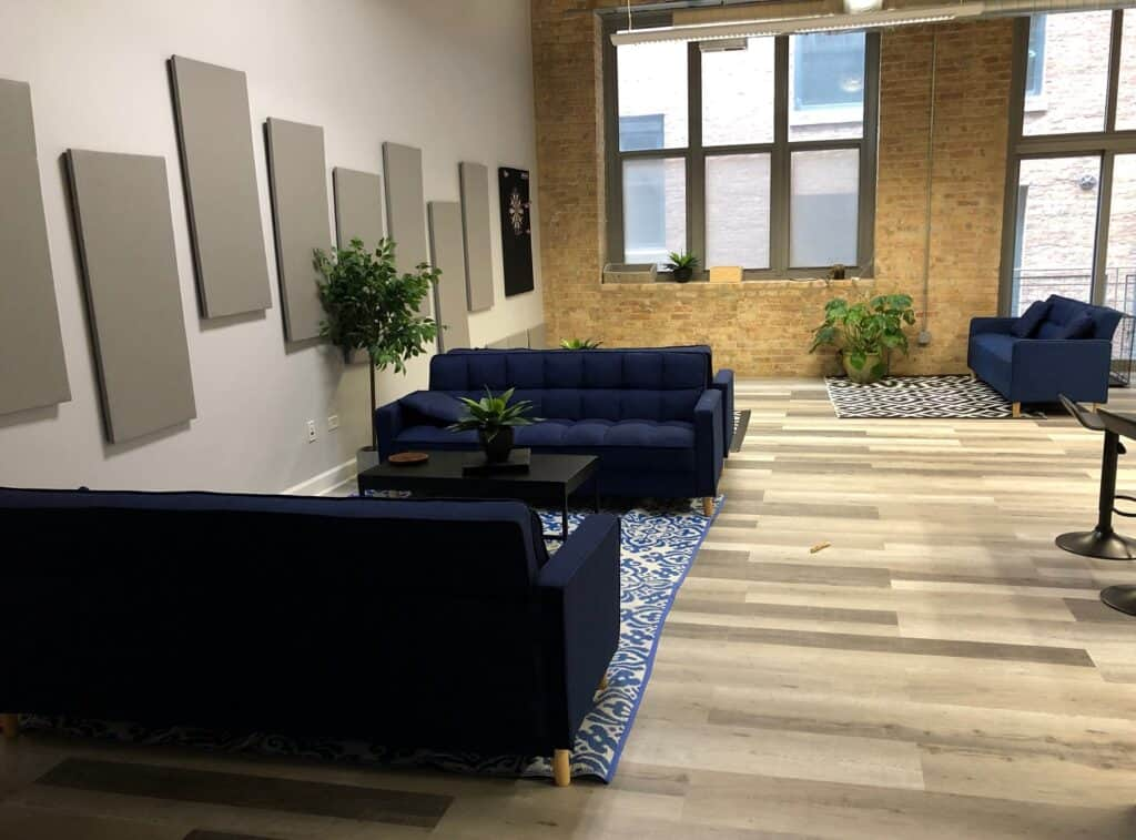 Loft Event Space (Office Space on Weekdays) chicago rental