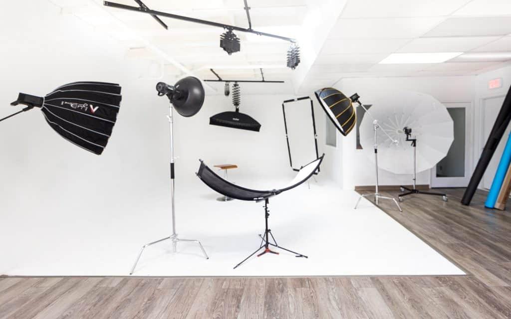 Modern Midtown Cyclo(Infinity) Wall Only Studio sacramento rental
