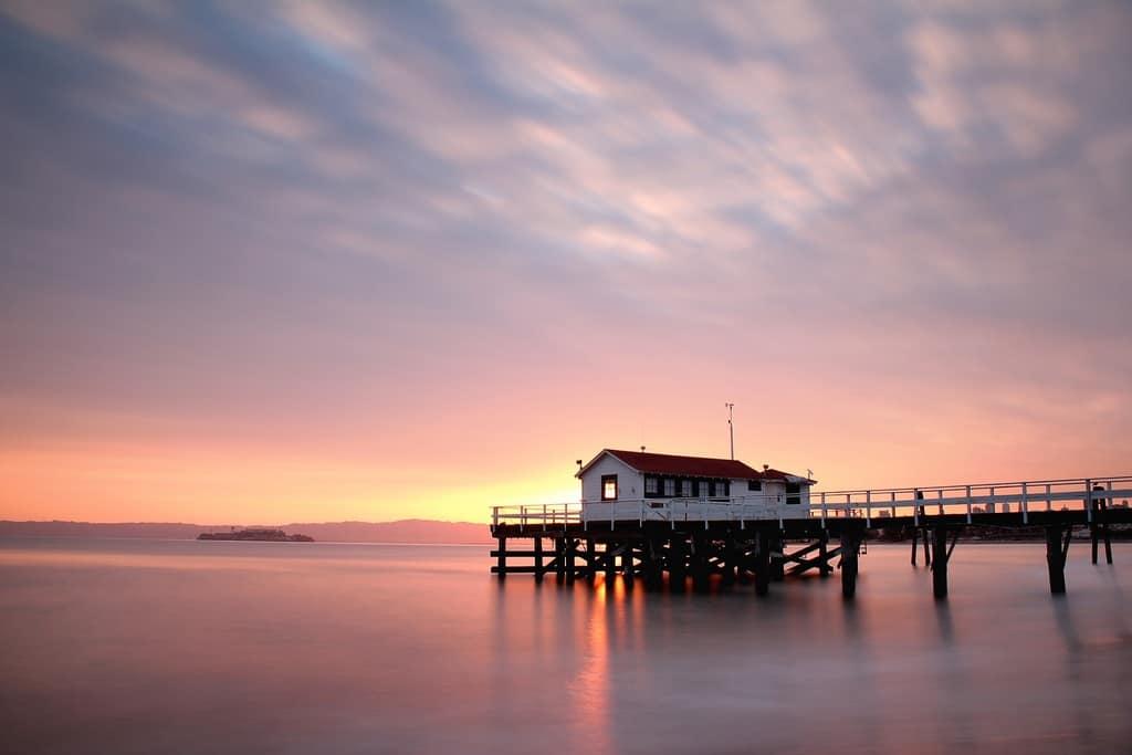 Photoshoot on Historic Pier on the Bay san francisco rental