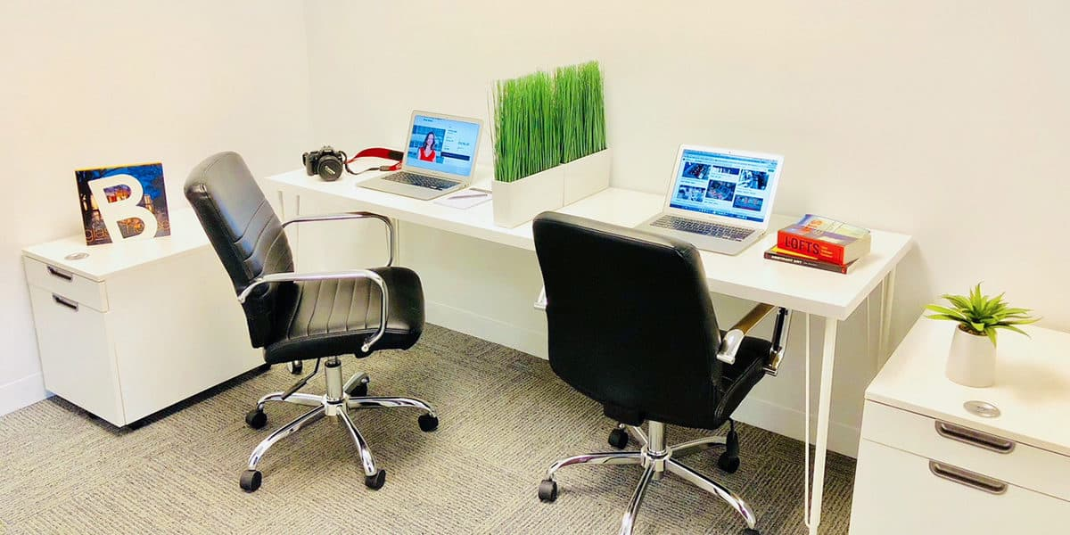 Private Day Office on Chicago rental