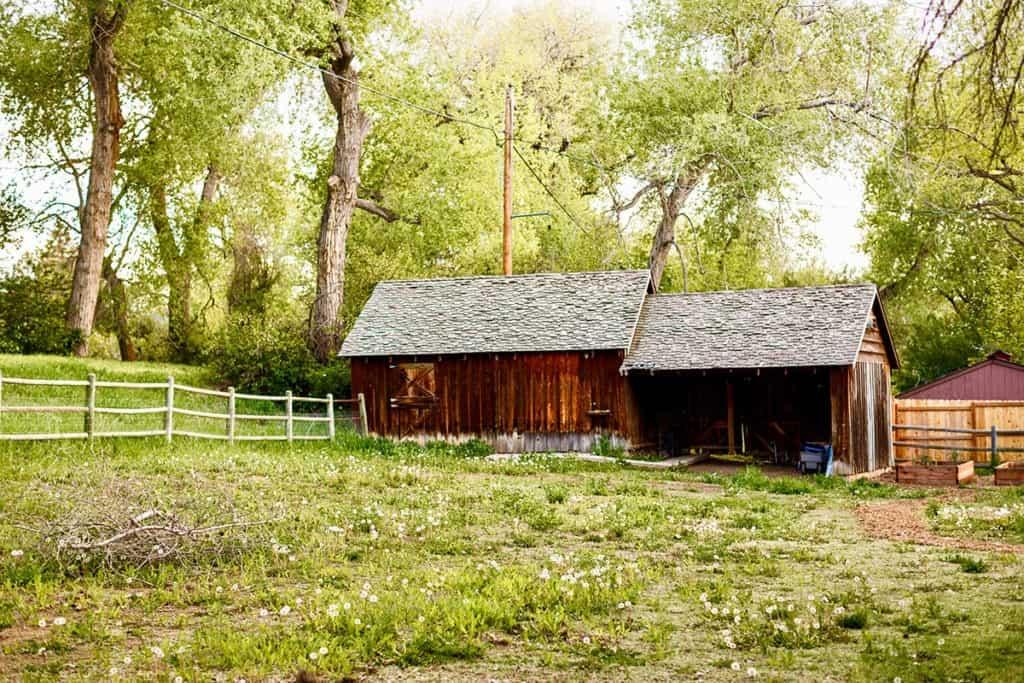 Private, Rustic Barn close to Denver rental