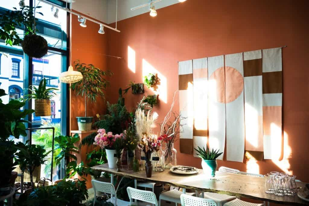 REWILD Plant and Floral Studio washington dc rental