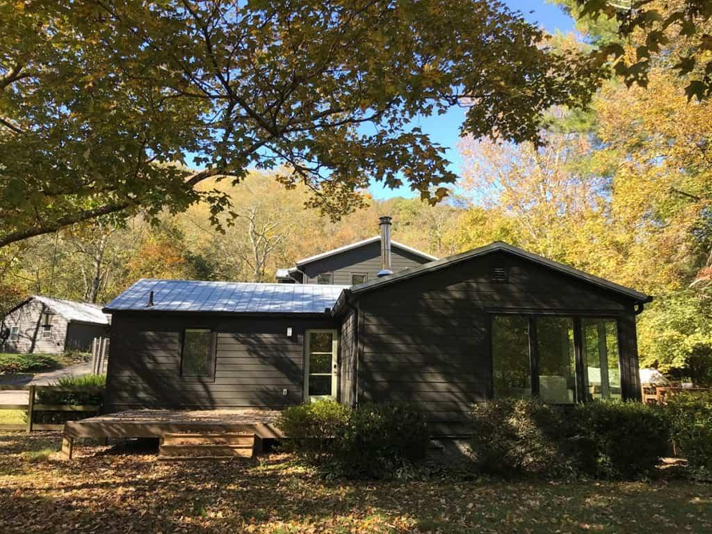 Scandinavian Home with Great Light nashville rental