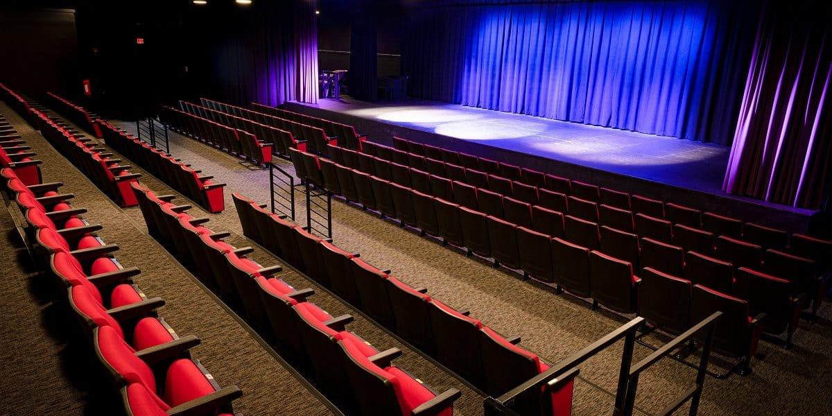 Suburban multipurpose arts center rochester new york rental