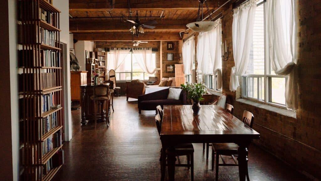 Sunrise Studio Loft toronto rental