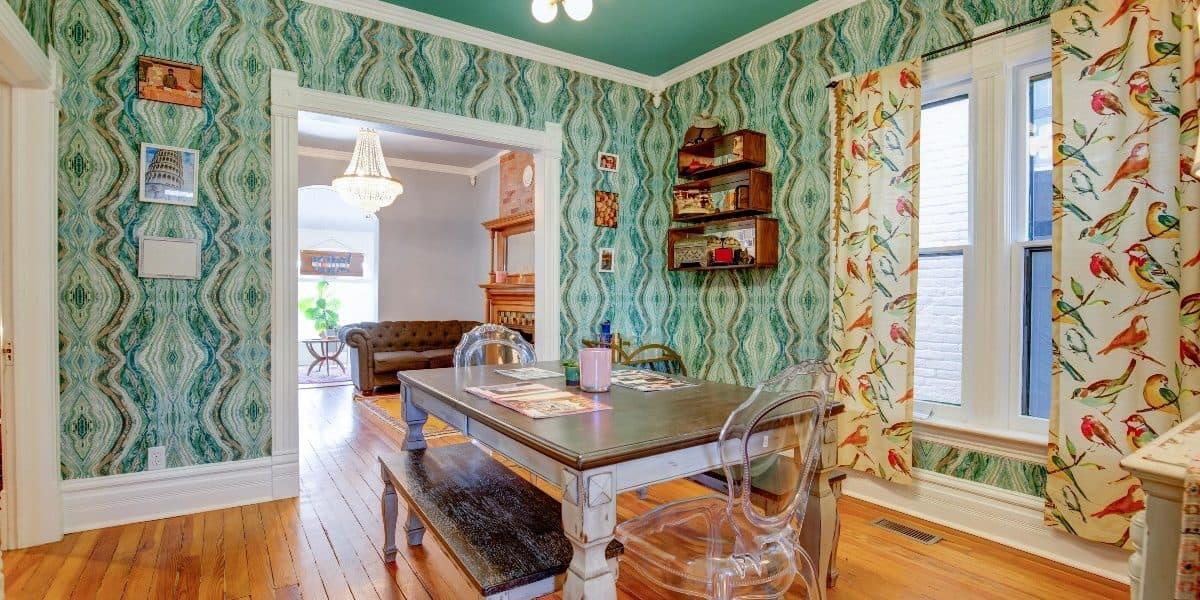 The Historic Haven of Baker denver rental