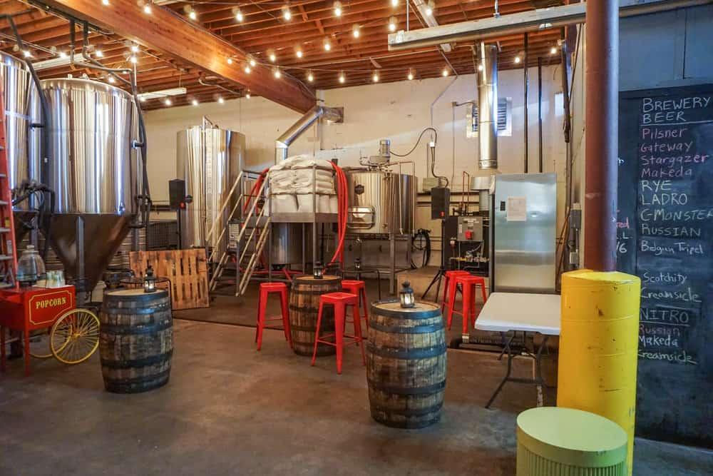 Unique Neighborhood Brewery seattle rental