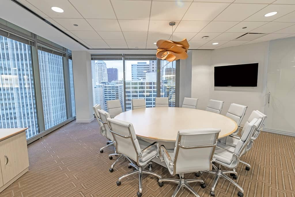Upscale West Loop Meeting Room chicago rental