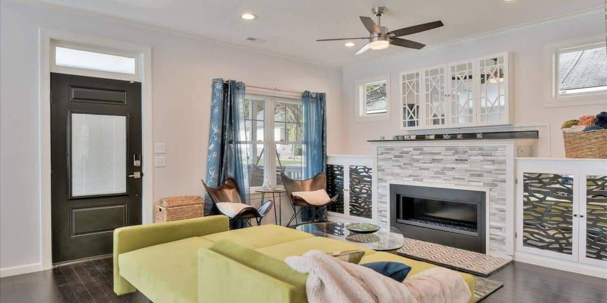 Urban Upscale Bungalow charlotte rental
