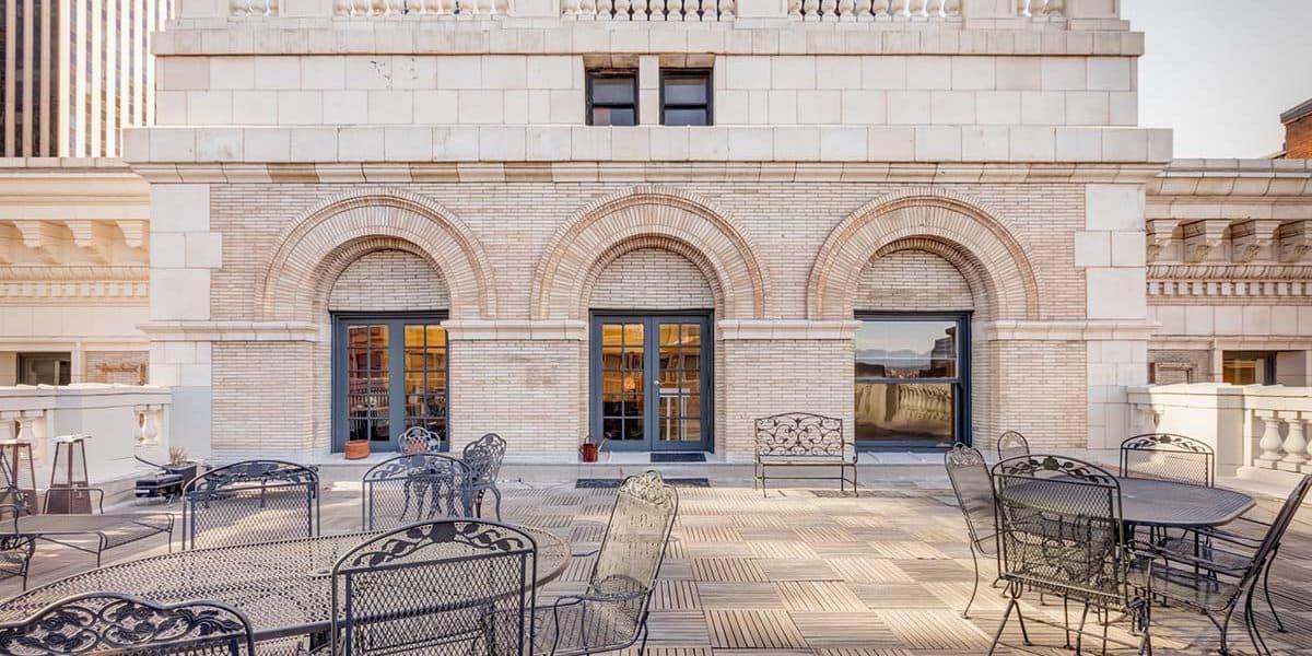 Vape Friendly, Downtown Denver, Mtn Views denver rental