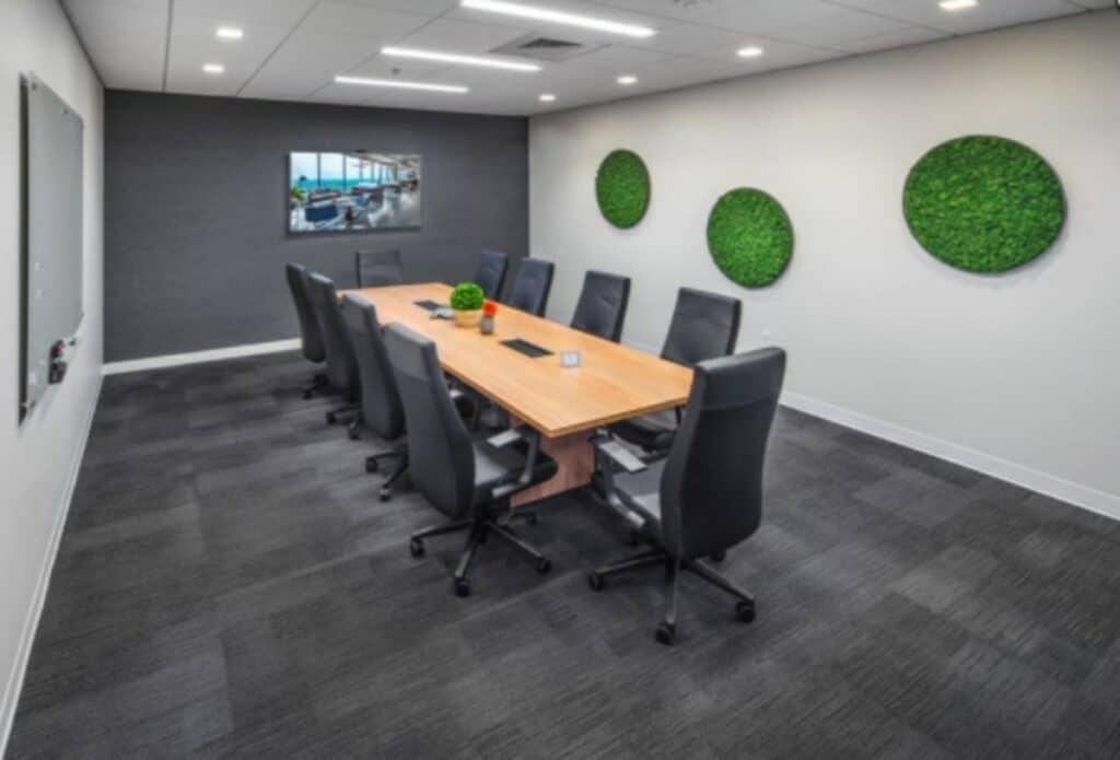 sargas meeting room in atlanta