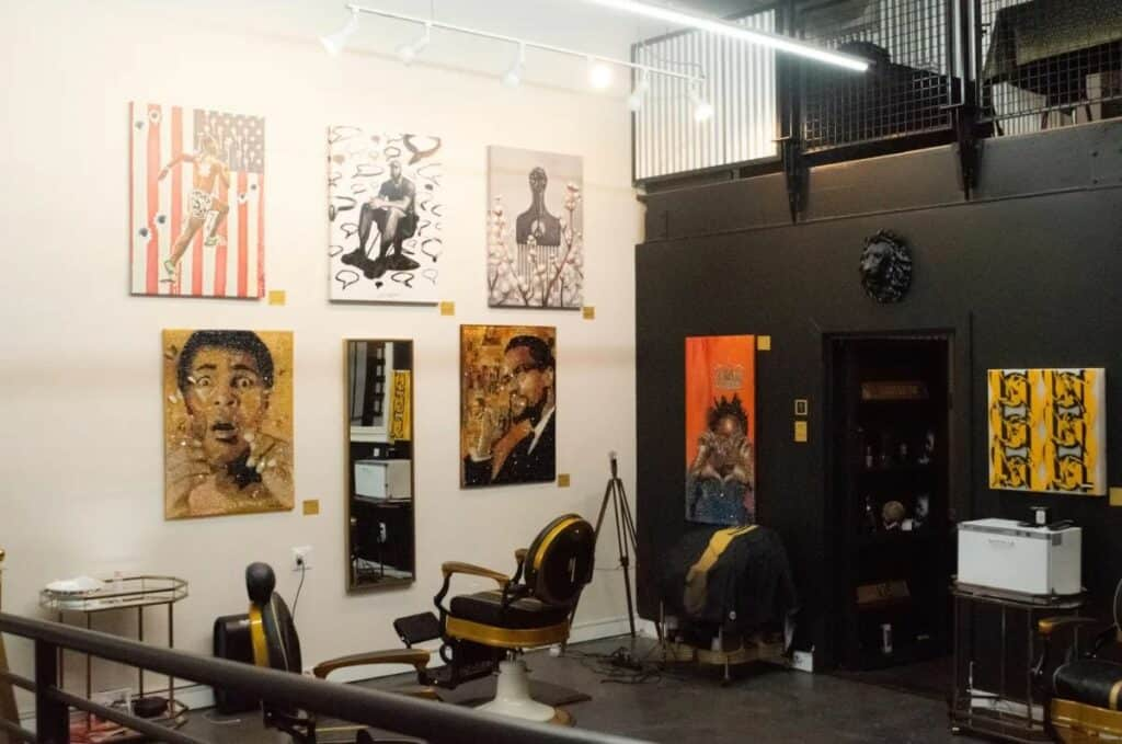 midtown grroming salon and event space loft