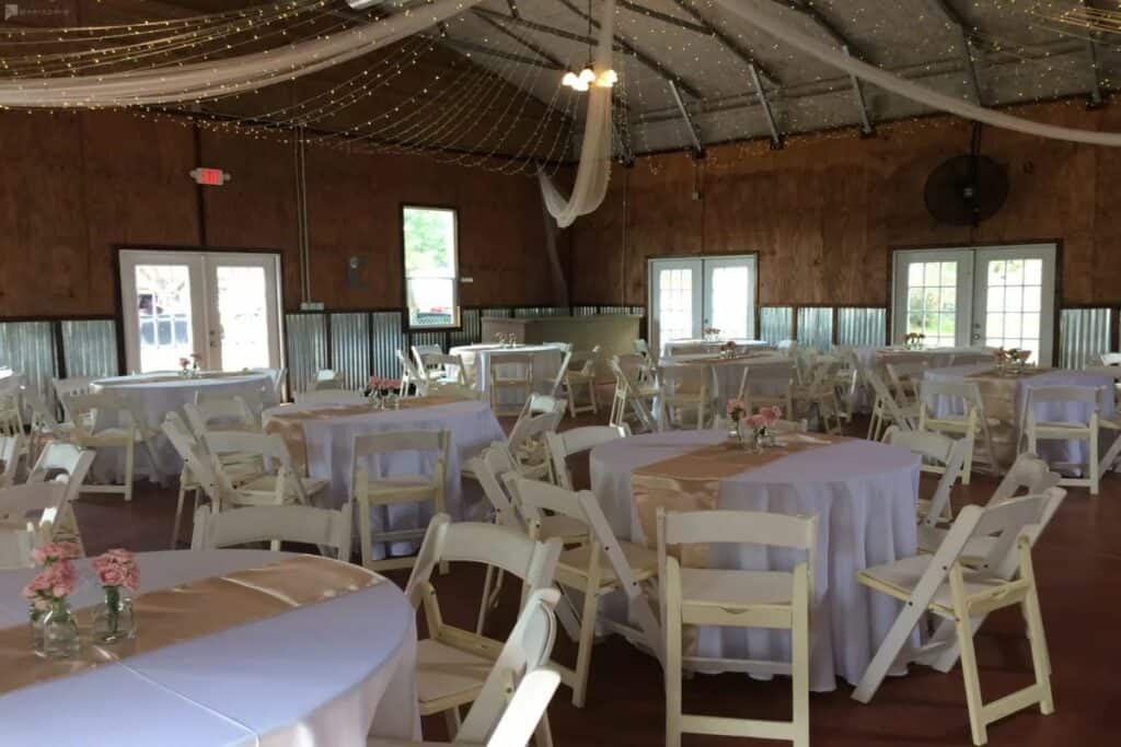 texas style event space