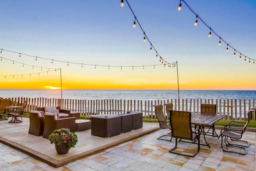 beach house with ocean views san diego rental
