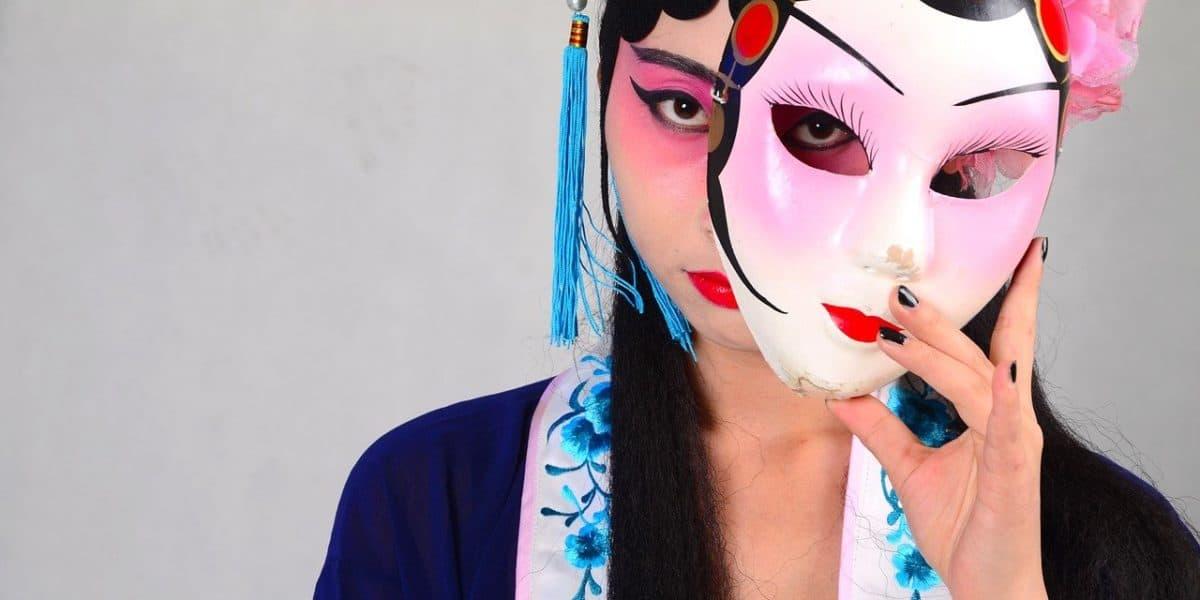 costume mask
