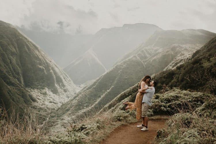 The 10 Best Engagement Photographers on Maui