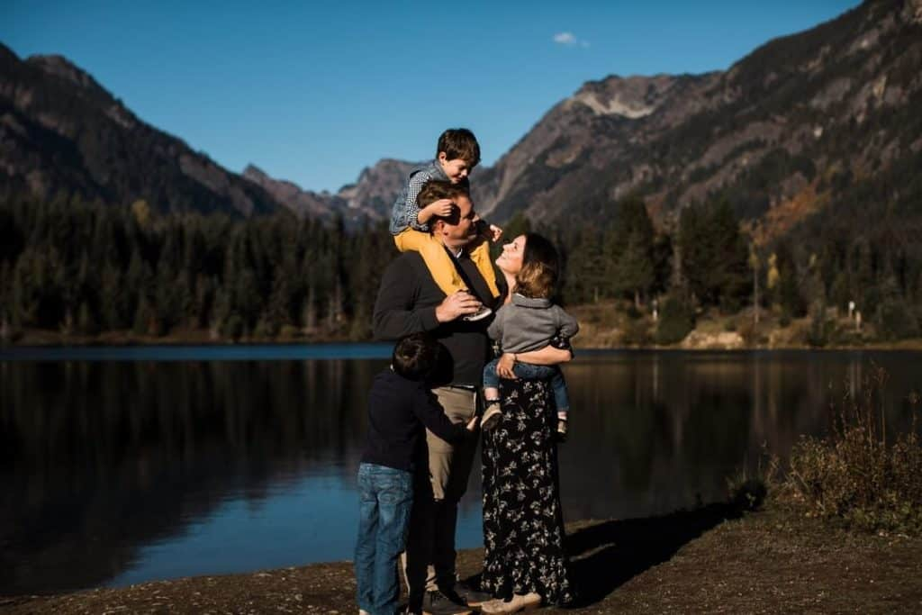 best seattle family photographers