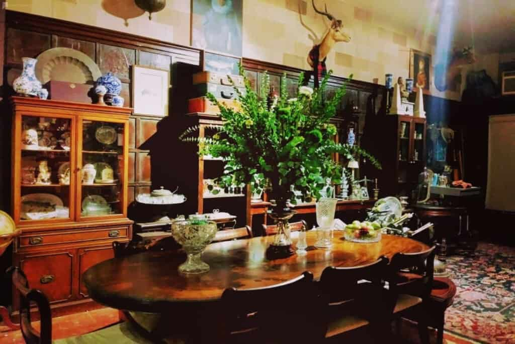 charming english-style antique shop