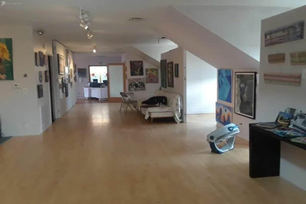 boston art gallery venue