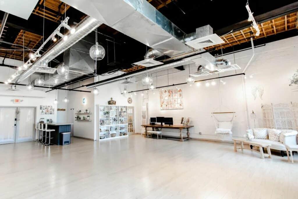 boston boutique industrial venue