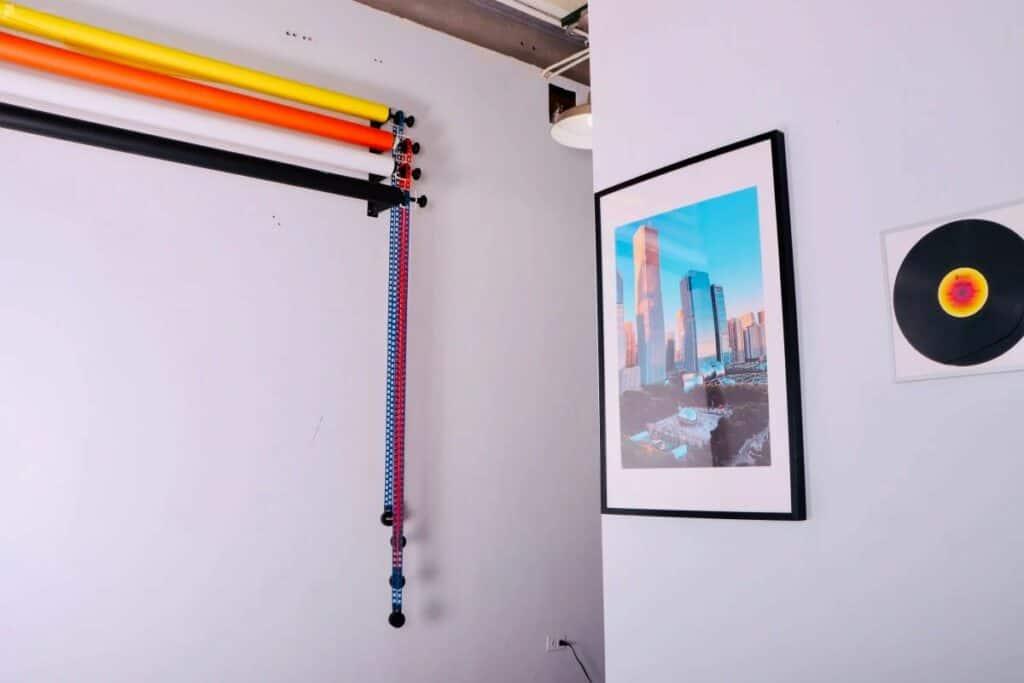 rainbow light studio