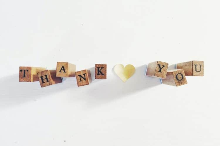 11 Sweet Thank You Video Ideas | Peerspace