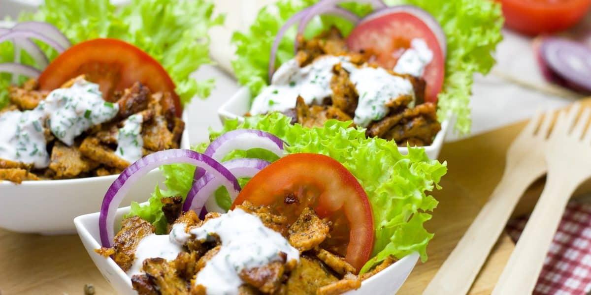 food doner kebab