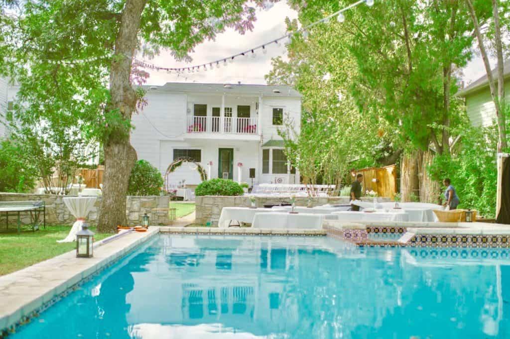 house and pool oasis east austin rental