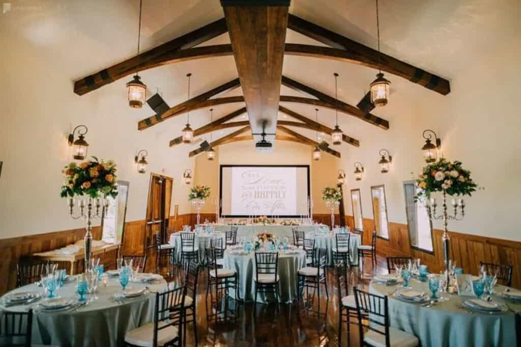 historic barn venue in Houston