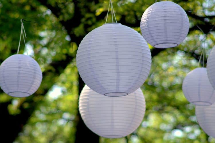 Everything You Need to Know About China Balls Lighting | Peerspace