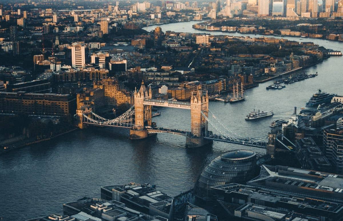 The 8 Best Drone Videographers Shooting Aerial Cinematography in London | Peerspace