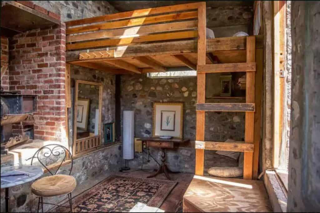 rustic cabins on an LA ranch Micro Wedding Venues in Los Angeles