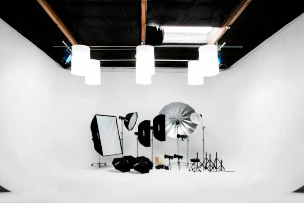 cyclorama studio in LA